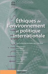 Éthiques de l'environnement et politique internationale