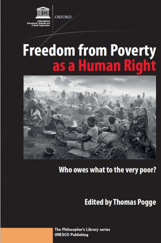 Freedom from poverty as a human right: who owes what to the very poor?
