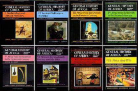 General History of Africa Collection I - VIII - abridged version