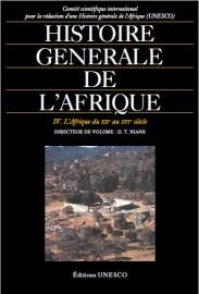 Histoire générale de l'Afrique, IV: L'Afrique du XIIe au XVIe siècle