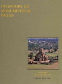 Inventory of Monuments at Pagan Vol. 2