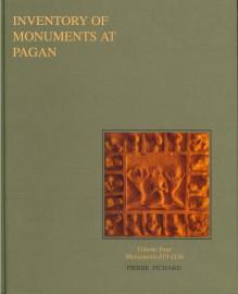 Inventory of Monuments at Pagan Vol. 4