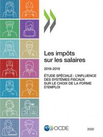 Les impôts sur les salaires 2020