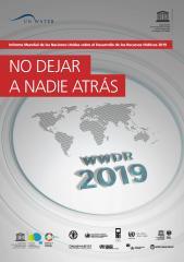 Informe Mundial de las Naciones Unidas sobre el Desarrollo de los Recursos Hídricos – 2019 – Que nadie se quede atrás