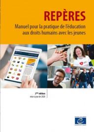 Repères - Manuel pour la pratique de l'éducation aux droits de l'homme avec les jeunes (édition 2020)
