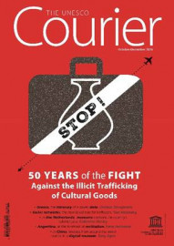 Coming soon: THE UNESCO COURIER (Oct.-Dec. 2020): 50 Years of the Fight Against the Illicit Trafficking of Cultural Goods