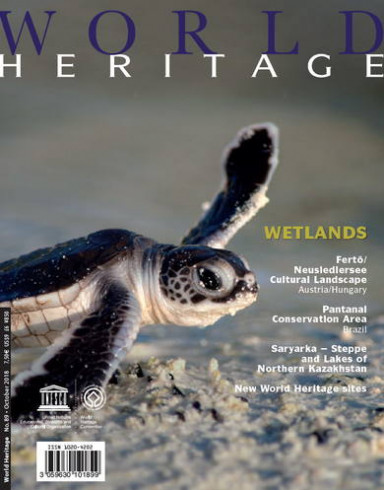 World Heritage Review 89 -  World Heritage and Wetlands