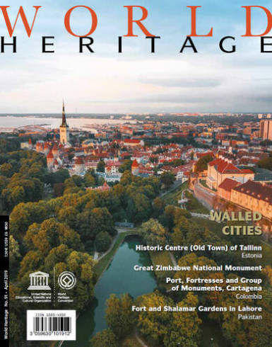 World Heritage Review 91 - Walled cities