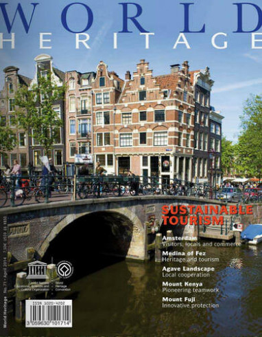 World Heritage Review 71: World Heritage and Sustainable Tourism