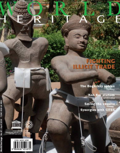 World Heritage Review 87: World Heritage and illicit trade