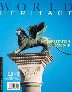 World Heritage Review 95: Interpretation and COVID-19