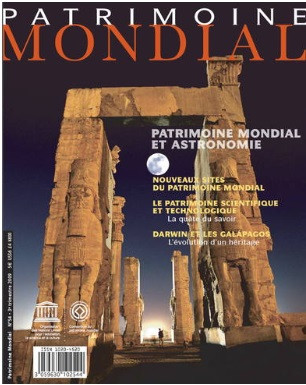 Patrimoine mondial 54: Patrimoine mondial et Astronomie