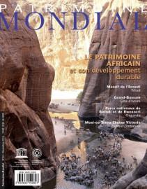 Patrimoine mondial 82: Le patrimoine africain et son développement durable