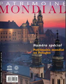 Patrimoine mondial 84: Numéro spécial - Patrimoine mondial en Pologne
