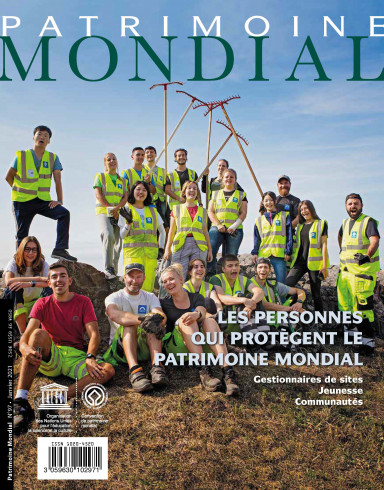 Patrimoine mondial 97: Les personnes qui protègent le Patrimoine Mondial