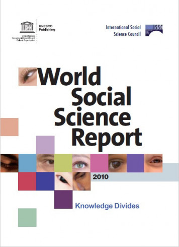 World social science report 2010: knowledge divides