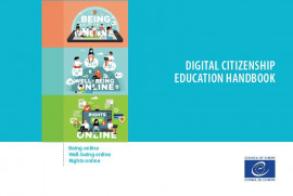 Digital citizenship education handbook