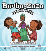 Bouba and Zaza respect water